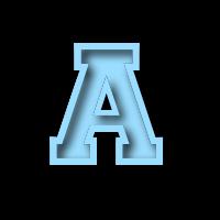 Albert Einstein High School logo