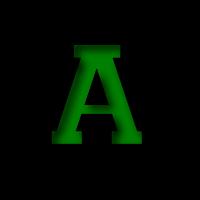 Alden-Hebron High School logo