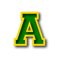Alleghany High School logo