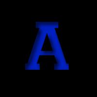 Apple Springs High School logo