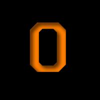 Oden High School logo