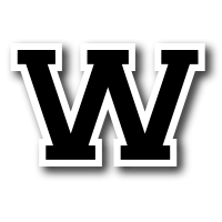 Woodlawn High School logo